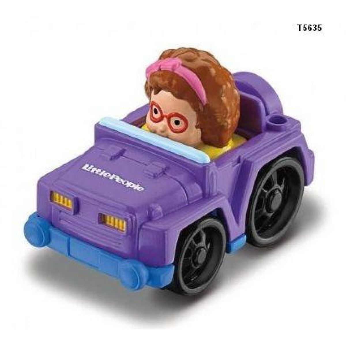 FISHER PRICE V6722 Wheelies autíčka - T5633