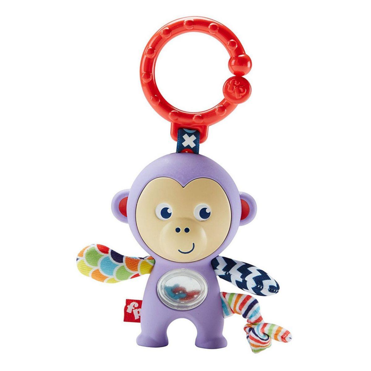 Fisher Price Závěsné zvířátko Opička