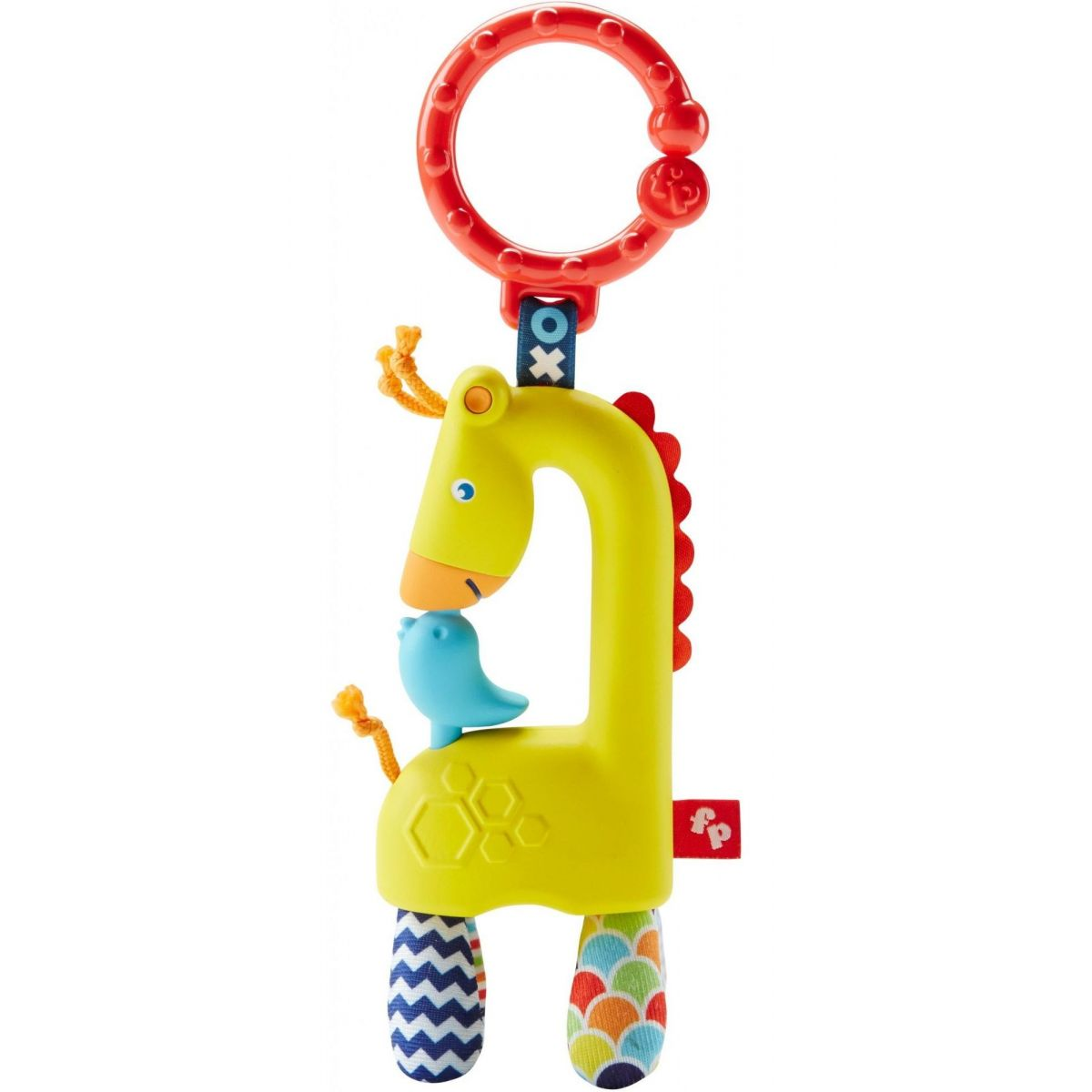 Fisher Price Závěsné zvířátko Žirafa