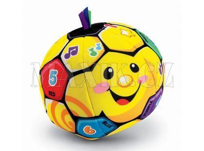 Fisher Price Zpívající fotbalový míč