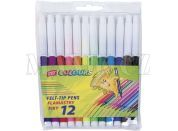 Fixy EasyColours 12 barev