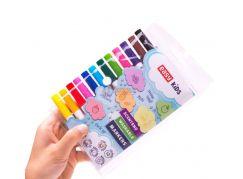 Fixy Mini s vůní 12 barev 12 vůní vypratelné
