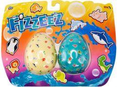 Fizzeez Šumivá vajíčka s překvapením, 2pack
