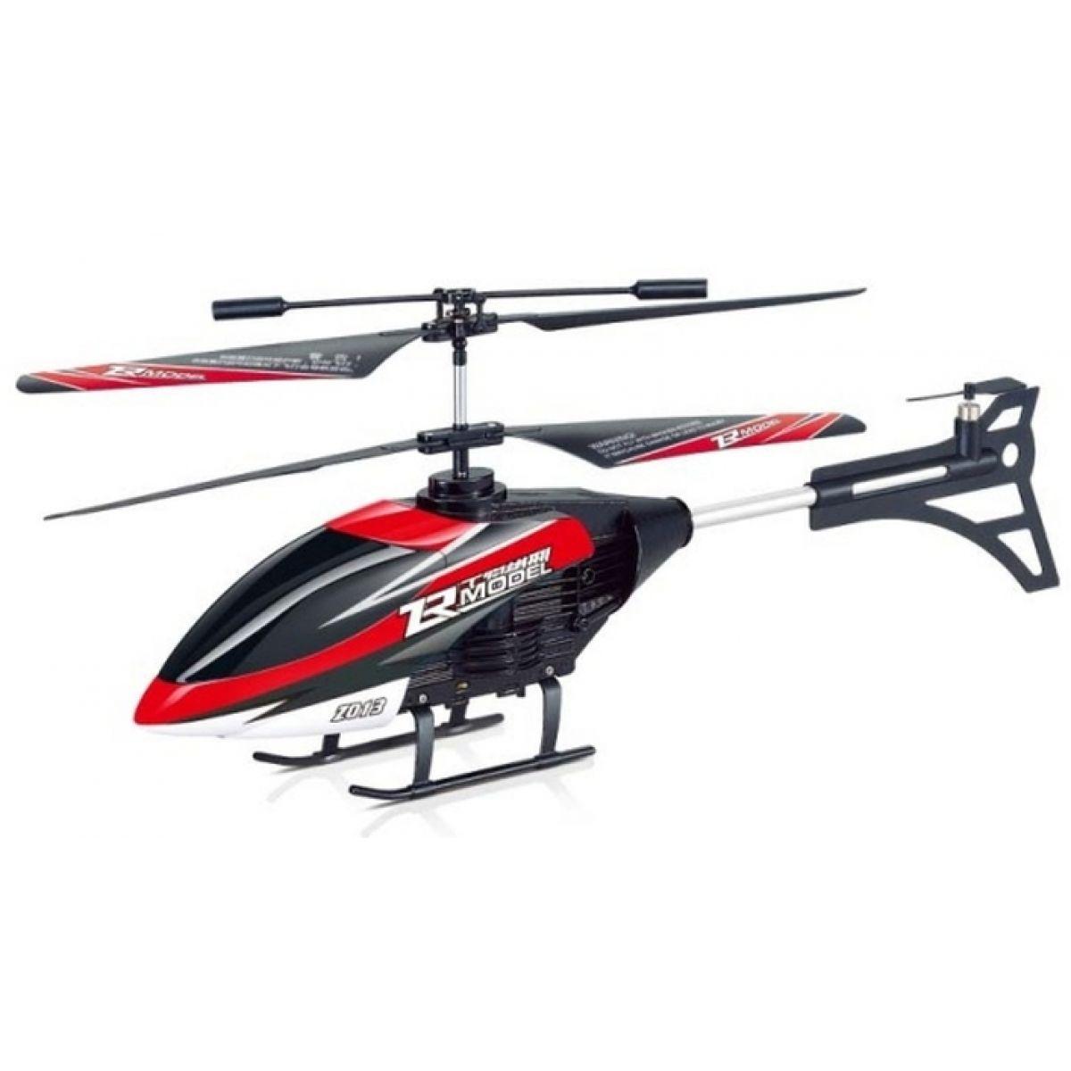 Fleg RC Helikoptéra Grande Gyro - Červená