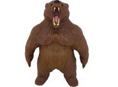 Flexi Monster figurka medvěd hnědý