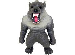 Flexi Monster figurka vlk šedý