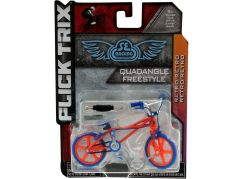 Flick Trix Fingerbikes oranžový, modrý