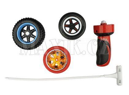 Fly Wheels 3-pack - červený startér