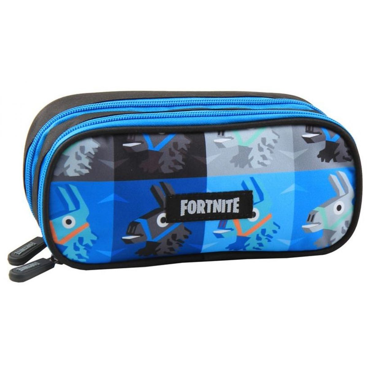Fortnite Penál se 2 zipy 04697