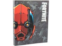 Fortnite Pořadač - 2 kroužky šedé