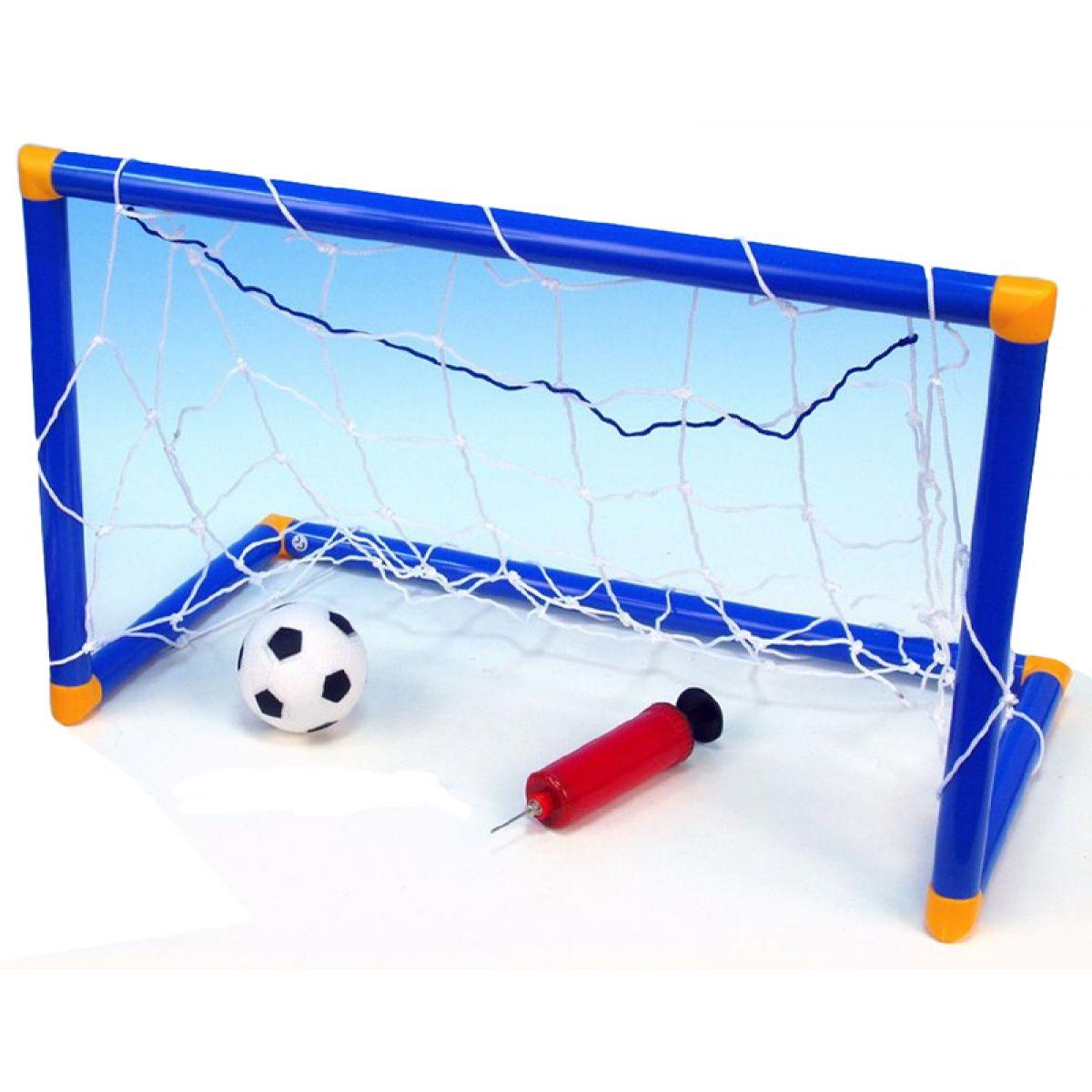 Fotbalová branka s míčkem 56x28x35cm