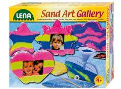 Lena Fotorámečky z barevným pískem, velké