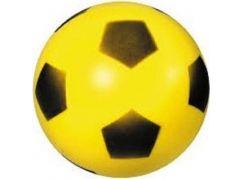 Frabar soft míč fotbal 20 cm Žlutý