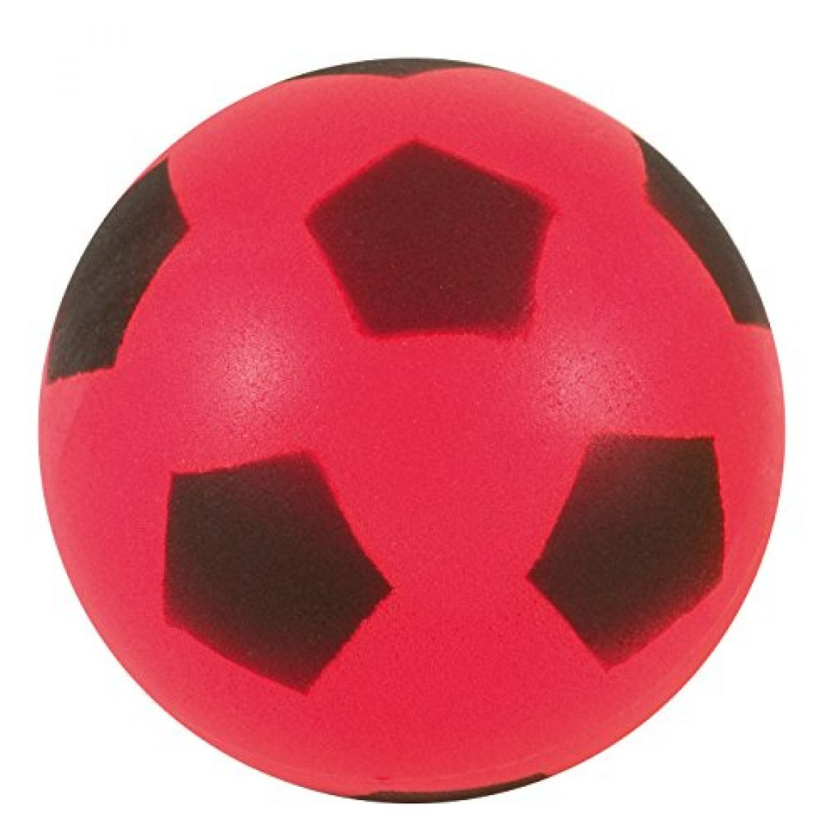 Frabar soft míček 12 cm červená