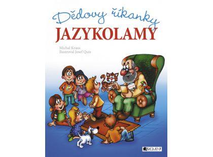 Fragment Dědovy říkanky – Jazykolamy