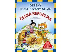 Fragment Dětský ilustrovaný Atlas Česka