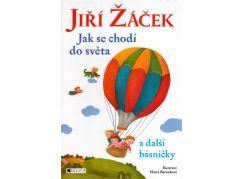 Fragment Jiří Žáček – Jak se chodí do světa a další básničky