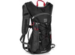 FUJI Sportovní, cyklistický a běžecký batoh 5 l černý