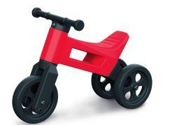 Funny Wheels Odrážedlo 2v1 červené