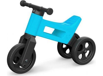 Funny Wheels Odrážedlo 2v1 modré