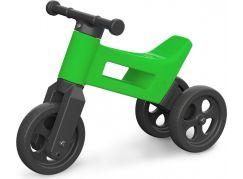 Funny Wheels Odrážedlo 2v1 zelené