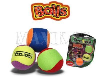 Funtrix Žonglérské míčky + dvd
