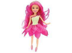 Funville Víla Sparkle Girlz květinová s křídly v kornoutu růžová sukně