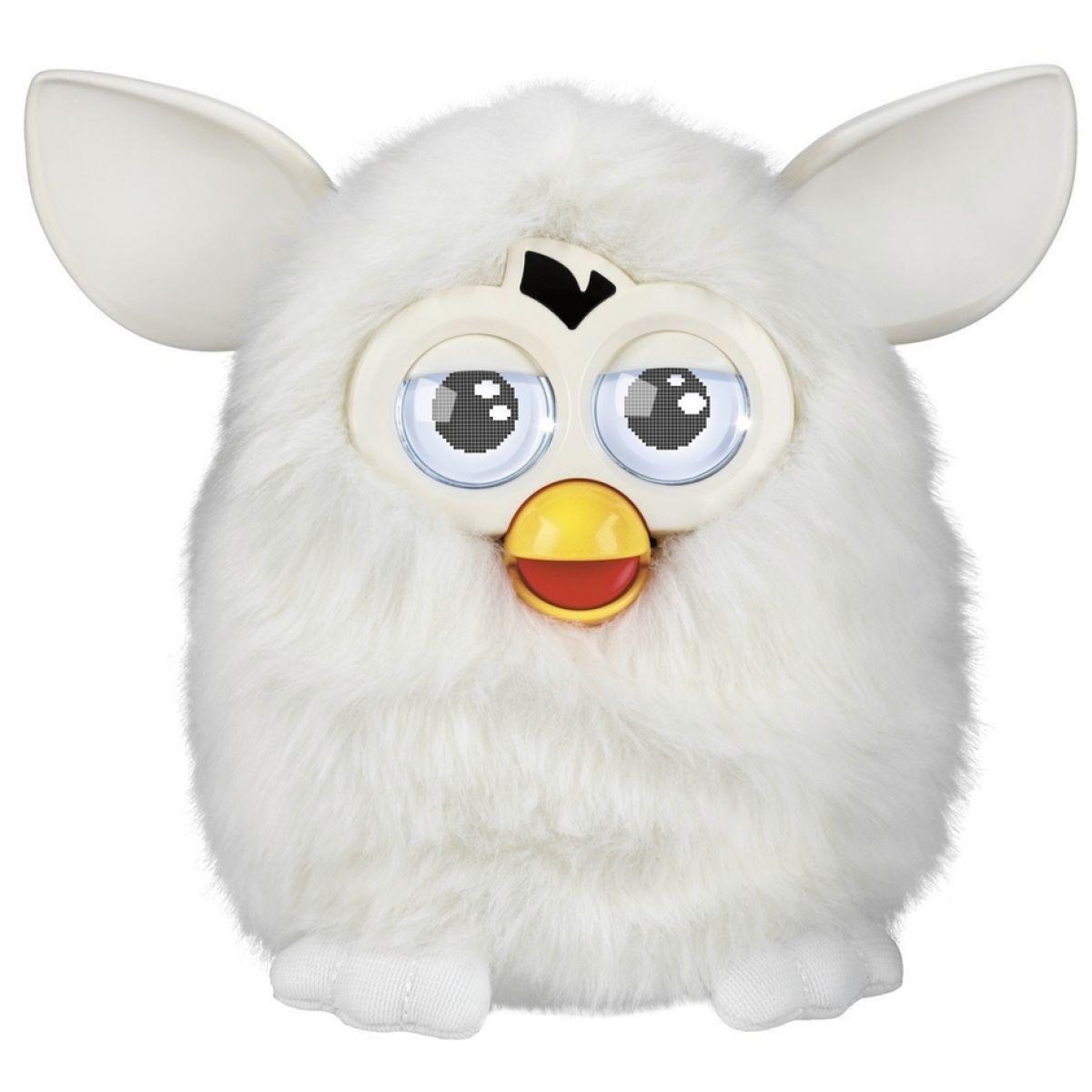 Furby Cool - 39833 Yeti bílý