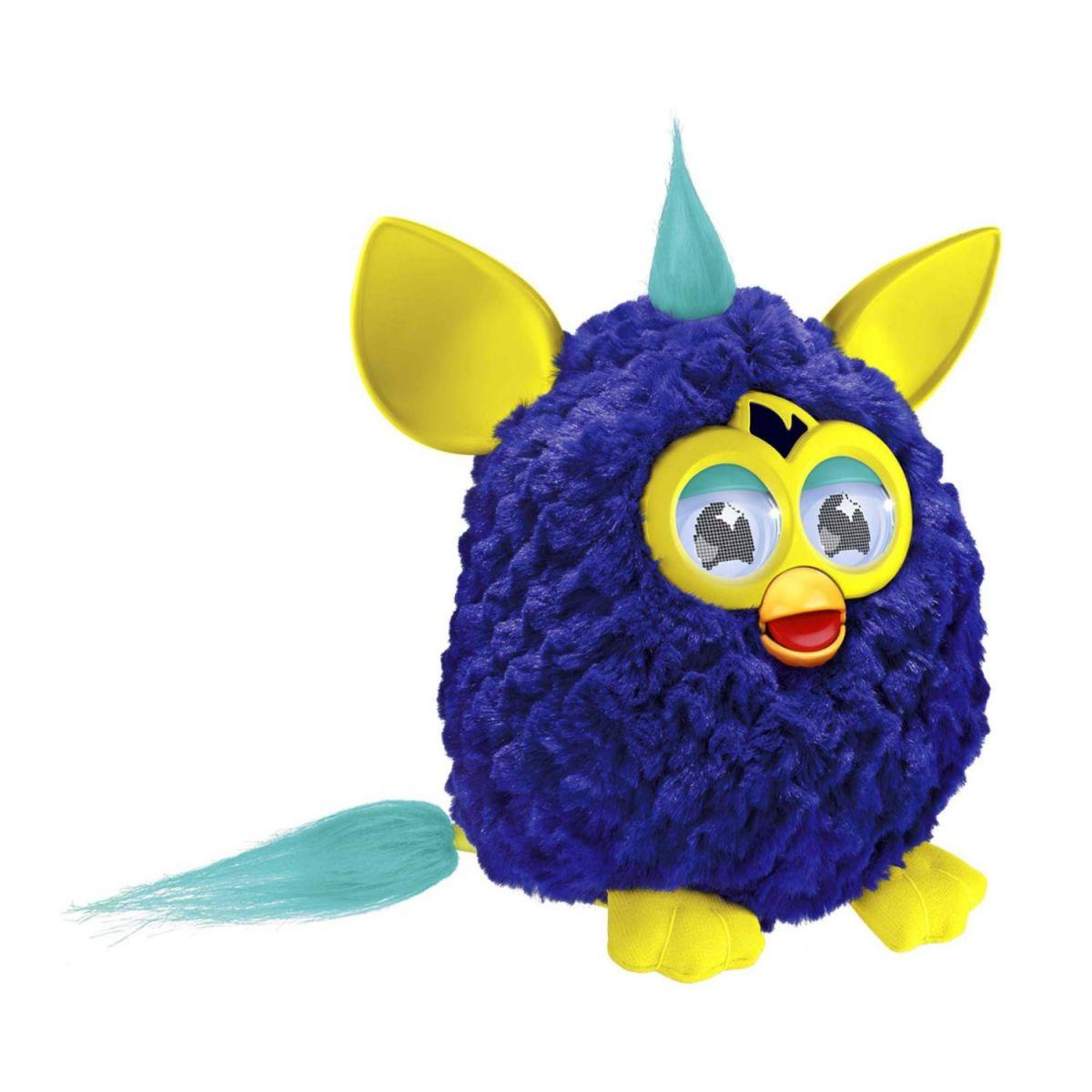 Furby Cool - A3123 Modrý-žluté uši