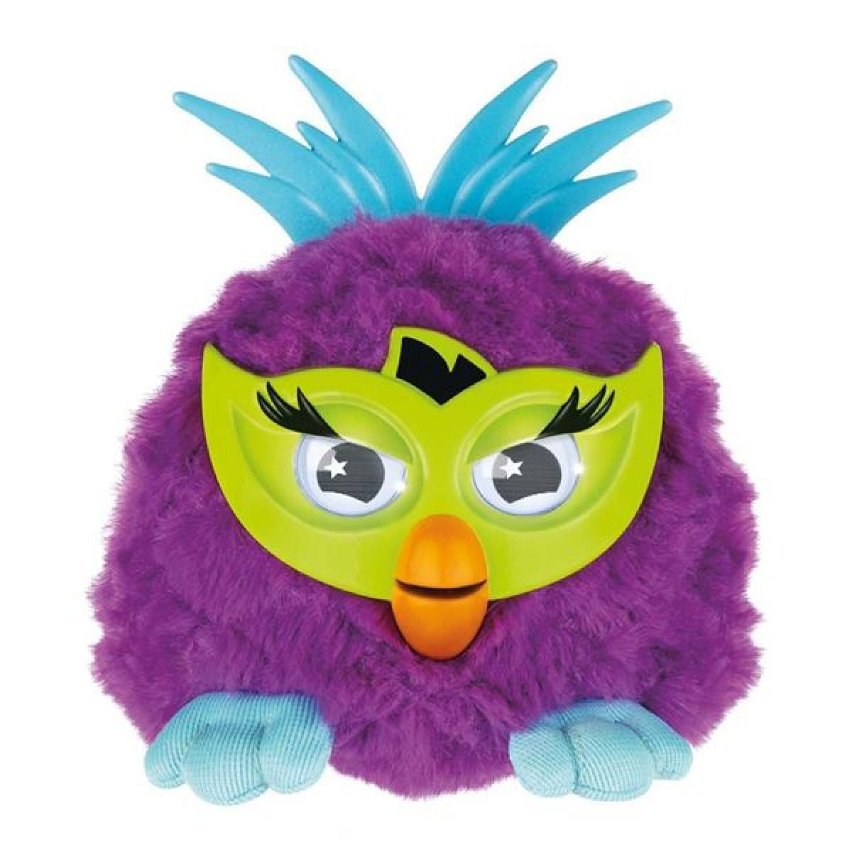 Furby party rokeři - A3188 Fialová