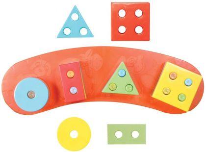 Furkan Toys Geometrická skládačka