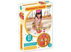 Furkan Toys Geometrický domeček