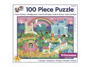 GALT 100 Puzzle v krabici - Princezny
