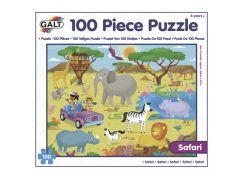 GALT 100 Puzzle v krabici - Safari