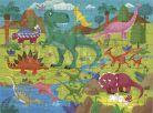 GALT 100 Puzzle v krabici Dinosauři 2