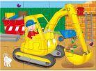 Galt 4 Puzzle Dopravní prostředky 30 dílků 2