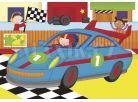Galt 4 Puzzle Dopravní prostředky 30 dílků 4