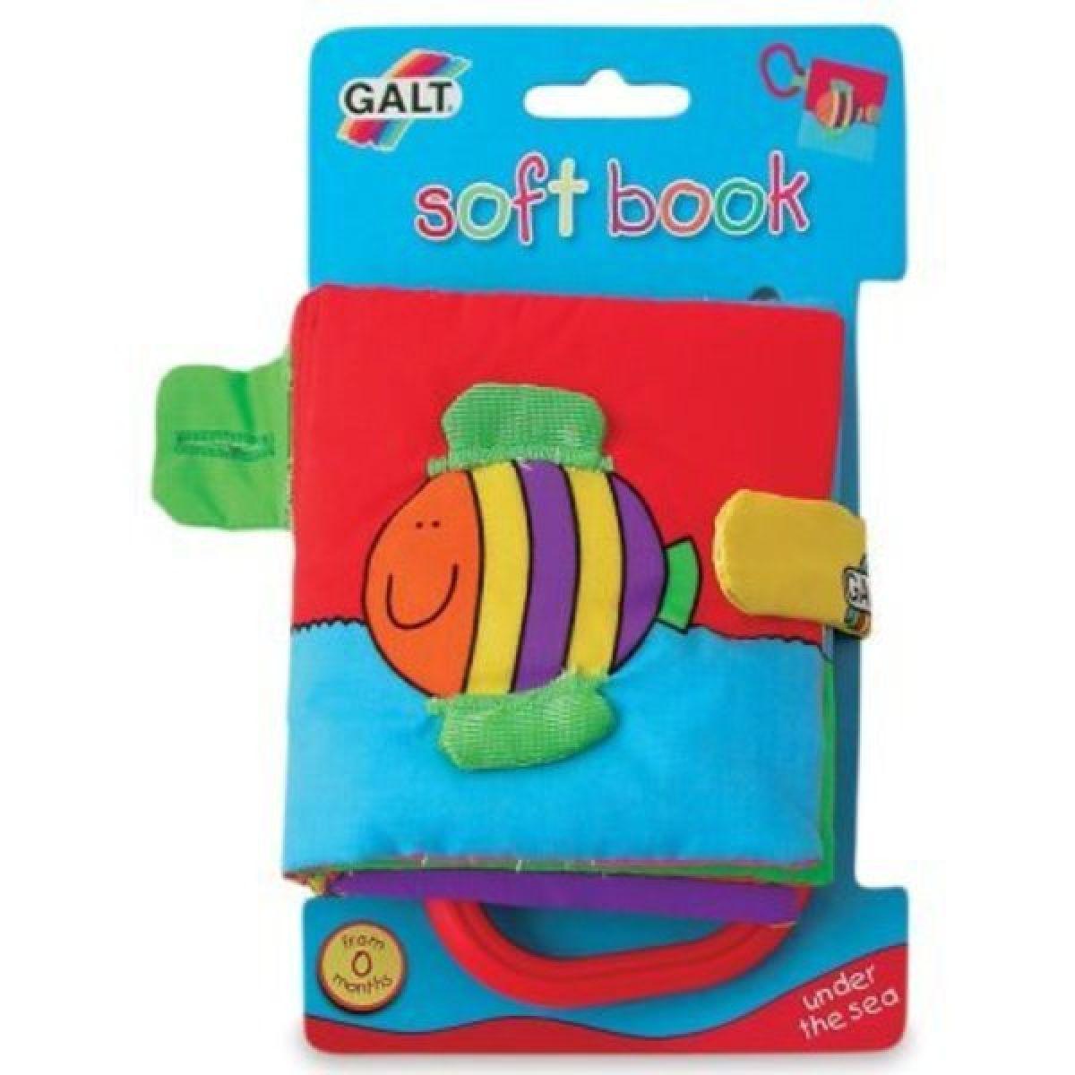 GALT Dětská knížka - pod mořem