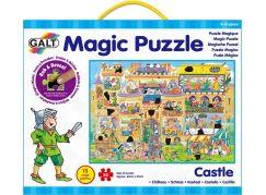 GALT Magické puzzle Hrad 2