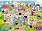 Galt Magické puzzle Pohádkový palác 2 50 dílků 2