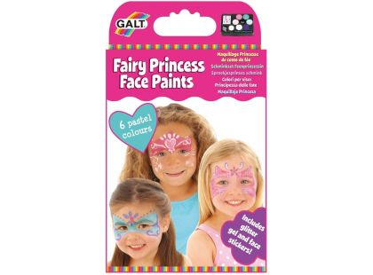 Galt Malování na obličej pro princezny