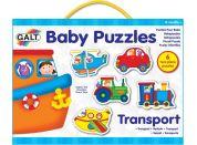 Galt Puzzle pro nejmenší Dopravní prostředky 2