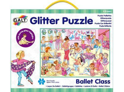 Galt Puzzle třpytivé - baletní třída 60d