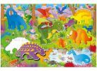 Galt Velké podlahové puzzle Dinosauři 30 dílků 2