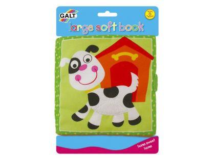 Galt Velká dětská knížka Domov zvířátek