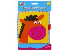Galt Velká dětská knížka Hlavy zvířátek 2