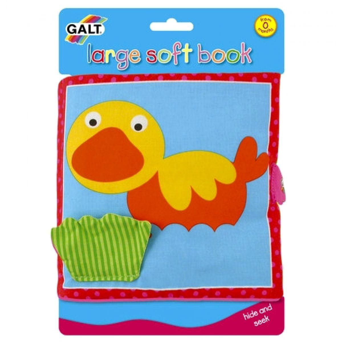 Galt Velká dětská knížka Kam se schoval