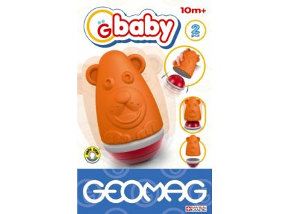 Geomag Baby Roly - Poly Bear