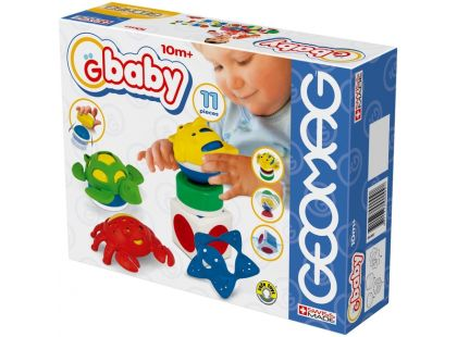 Geomag Baby sea medium 11 pcs