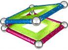Geomag Glitter 22 pcs - Dlouhé tyčky 4